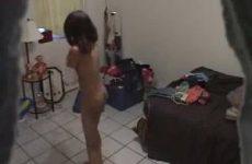 Stiekem gefilmd door huiseigenaar studente appartement